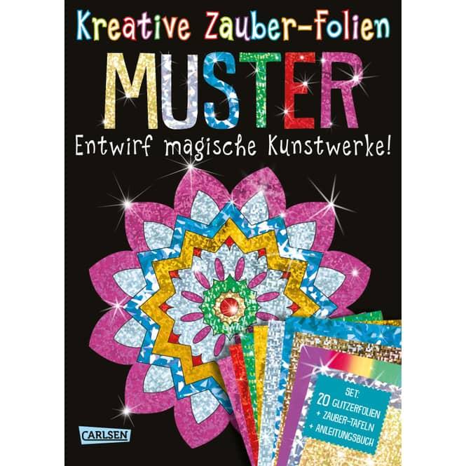 Kreative Zauber-Folien - Entwirf magische Kunstwerke - 1 Stück