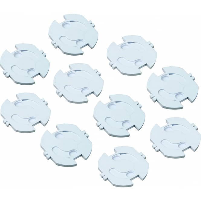 Steckdosen - Kindersicherung - 10er Pack