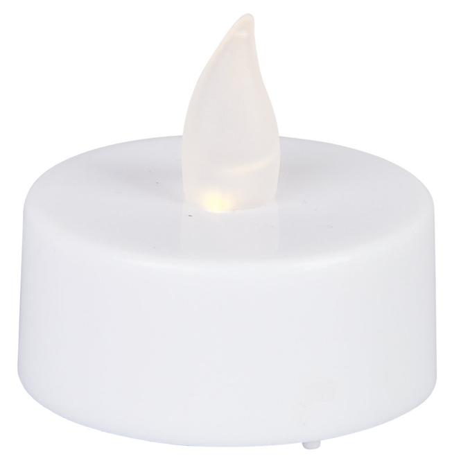 LED Teelicht - batteriebetrieben - Ø = 4 cm