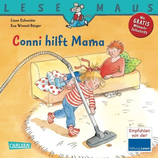 Conni hilft Mama