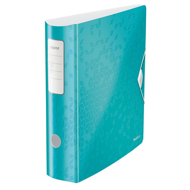 Leitz Ordner A4 Active verschiedene Modelle und Farben, breit oder schmal breit/eisblau