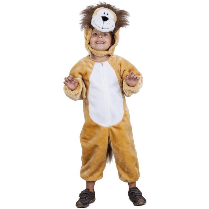 Kostüm - Kleiner Löwe - für Kinder - Größe 110/116