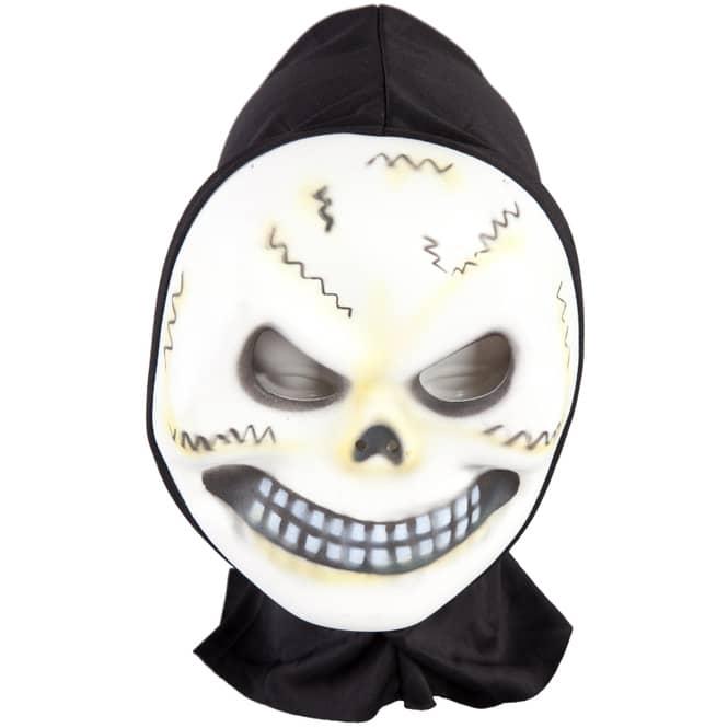 Halloweenmaske - Totenkopf - für Erwachsene