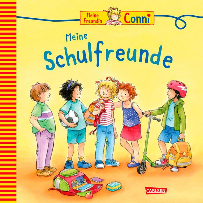 Meine Freundin Conni - Meine Schulfreunde