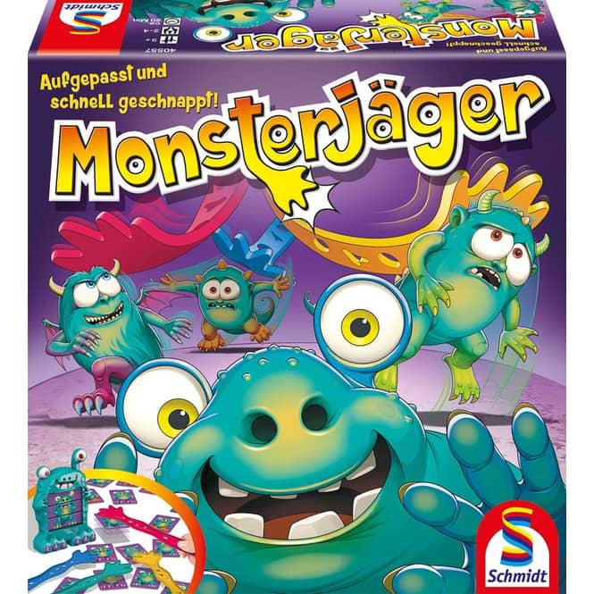 Monsterjäger - Kinderspiel