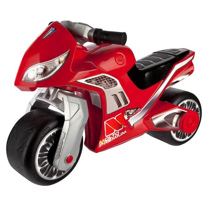 Rutschauto Motorrad Premium von Molto