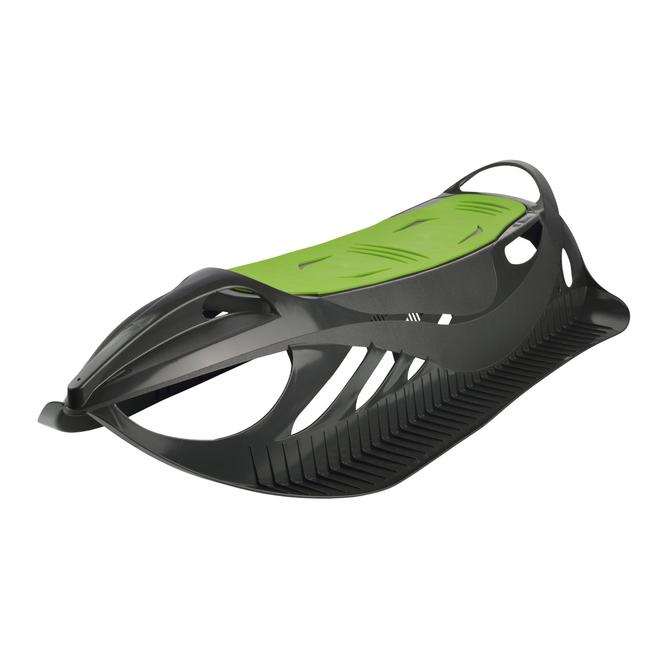 Schlitten Neon Grip - grün/schwarz