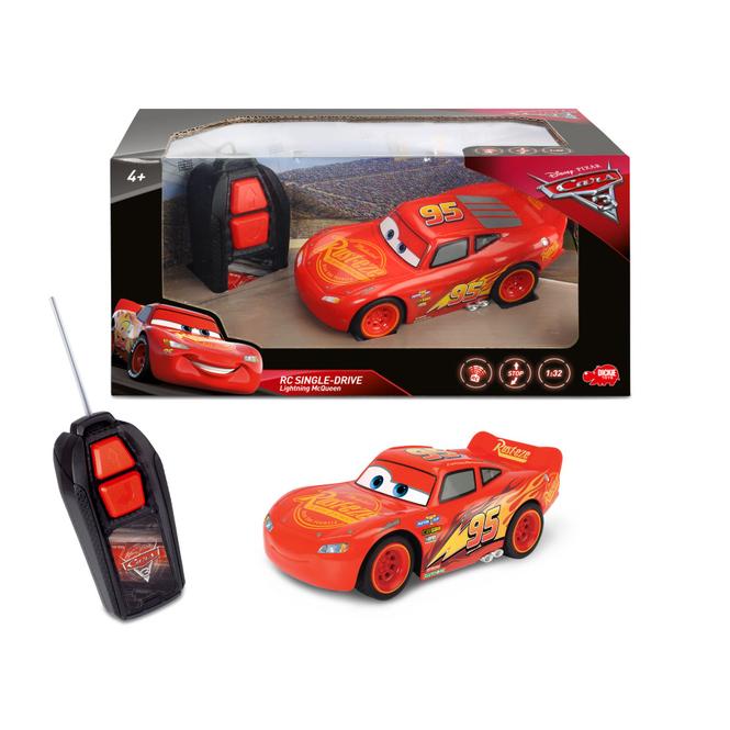 Disney Cars 3 - Lightning McQueen RC Single Drive