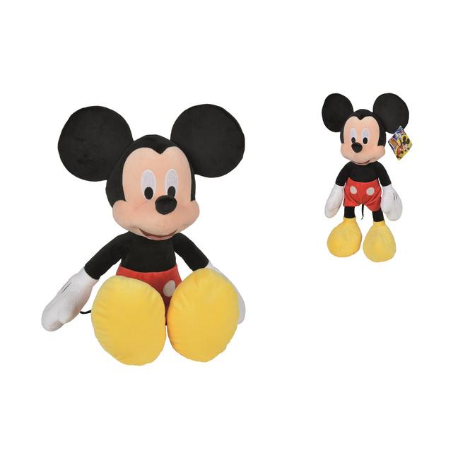 Plüsch Mickey Maus sitzend - ca 61 cm
