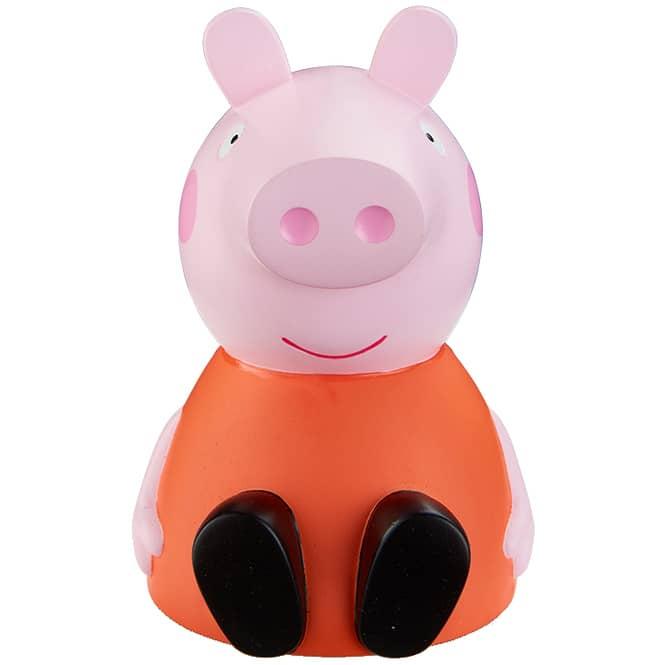 Peppa Pig - 2-in-1 Nachtlicht und Taschenlampe - Peppa