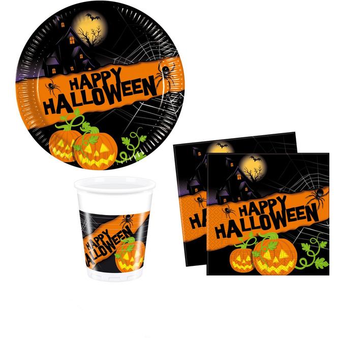 Halloween Party Set klein