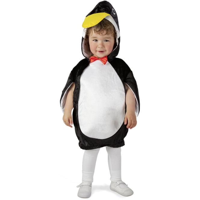 Kostüm - Plüschpinguin - für Kinder - verschiedene Größen