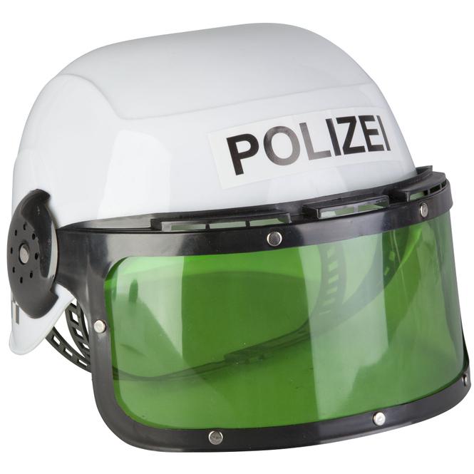 Polizeihelm - für Kinder