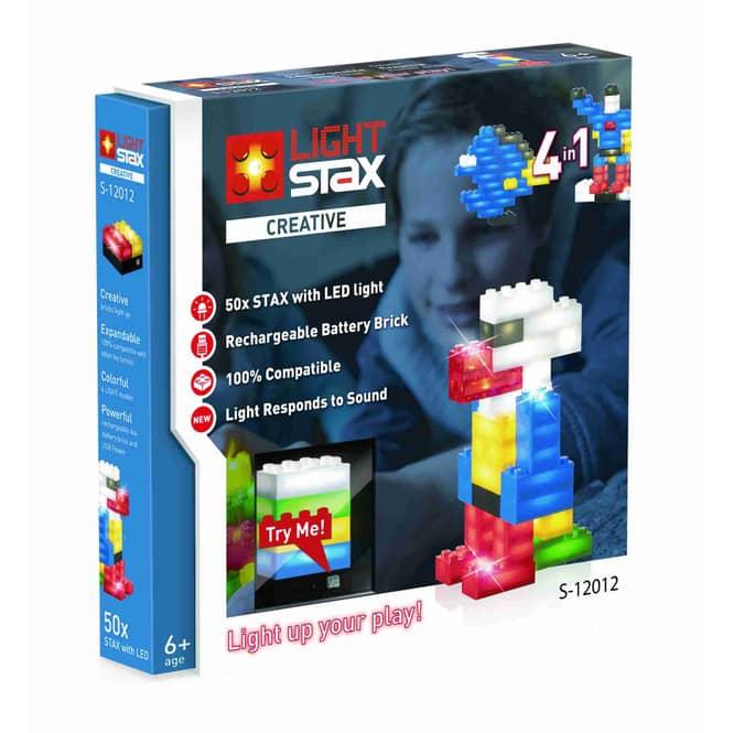 LIGHT STAX - Creative