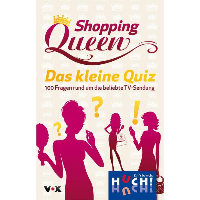 Shopping Queen - Das kleine Quiz - Huch! & friends
