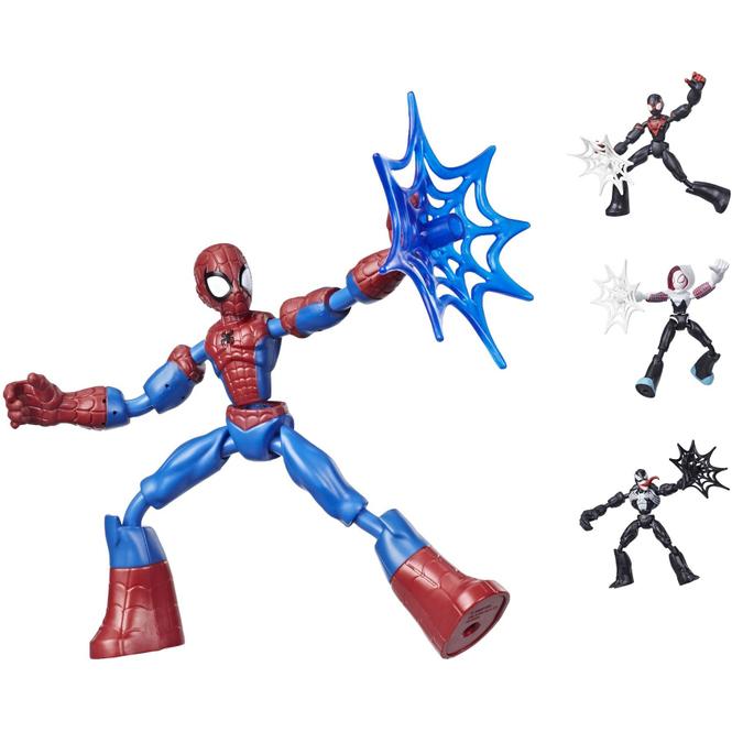 Actionfigur Spiderman - Bend & Flex - 1 Stück