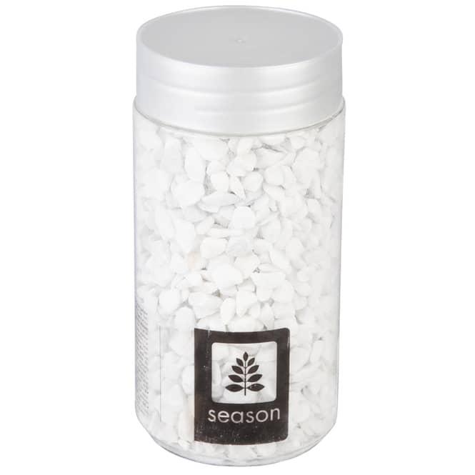 Dekosteine - weiß - 550 g