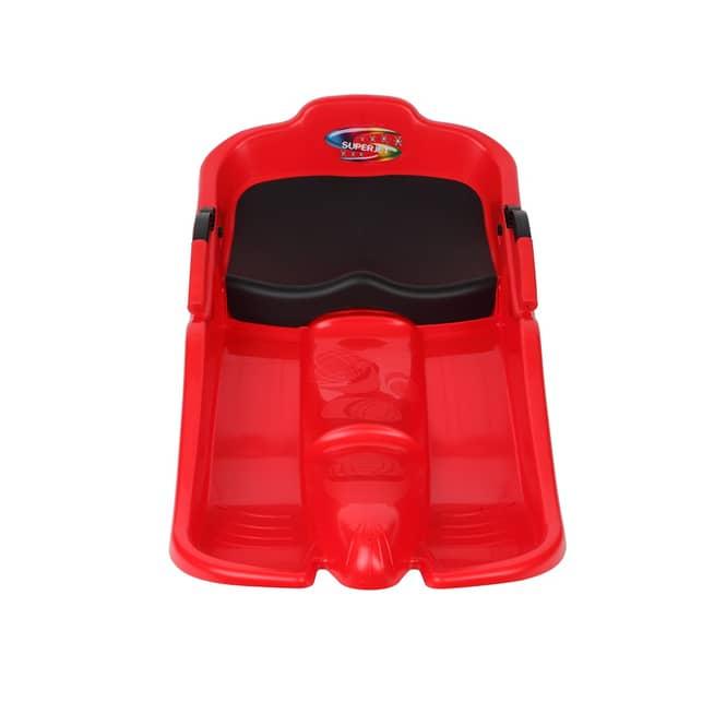 Bob Superjet mit Bremse - rot
