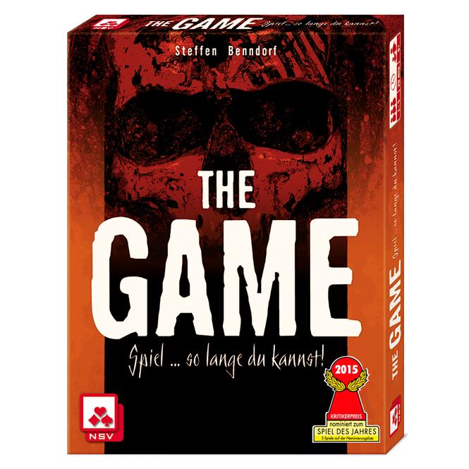 The Game - Kartenspiel