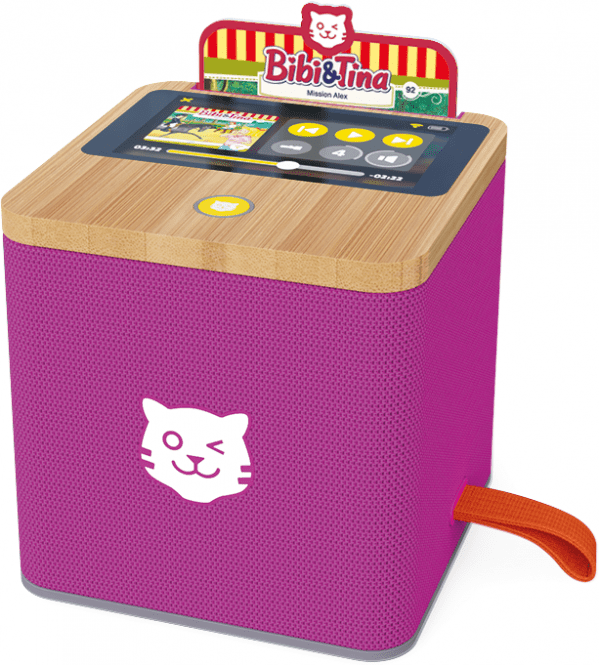 tigerbox - TOUCH - lila - inkl. Startpaket