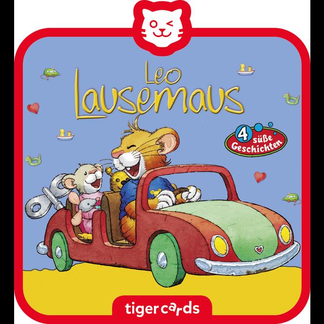 tigercard - Leo Lausemaus - Folge 6: Will nicht teilen & 3 weitere süße Geschichten