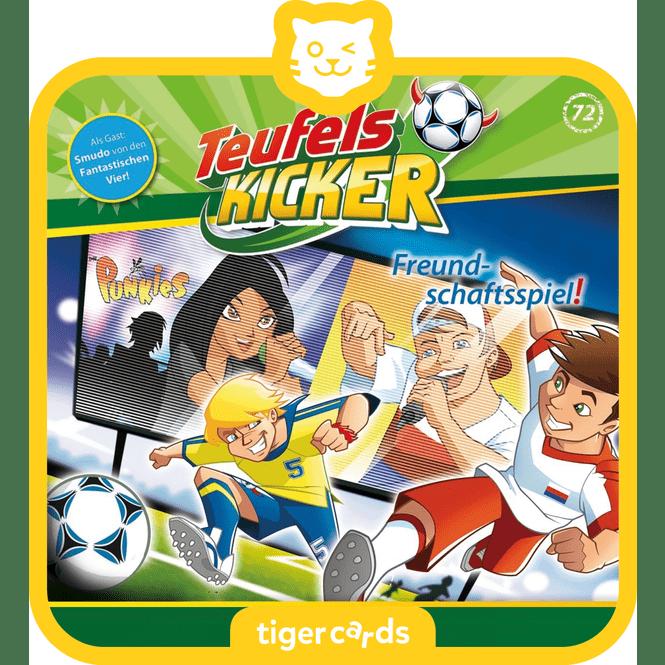 tigercard - Teufelskicker - Folge 72: Freundschaftsspiel!