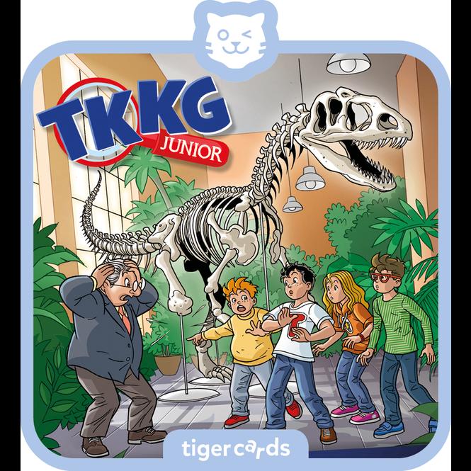tigercard - TKKG Junior - Folge 5: Die Dino-Diebe