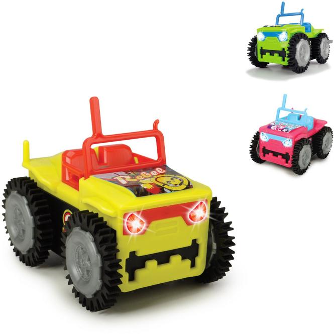 Buggy Auto mit Überschlagfunktion - verschiedene Varianten