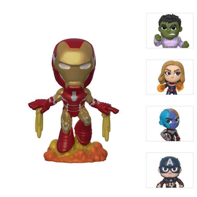 Funko Mystery Minis - Marvel Avengers Endgame - Sammelfiguren - 1 Stück