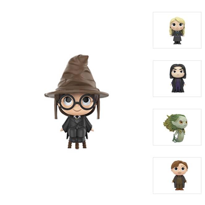 Funko Mystery Minis - Harry Potter - Sammelfiguren - 1 Stück