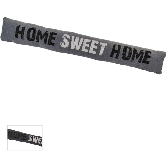 Zugluftstopper - Home Sweet Home - ca. 85 x 17 cm - 1 Stück