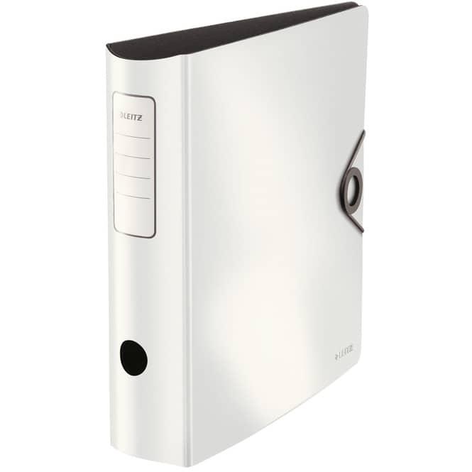 Ordner DIN A4 - 180° Active Solid - breit - weiß