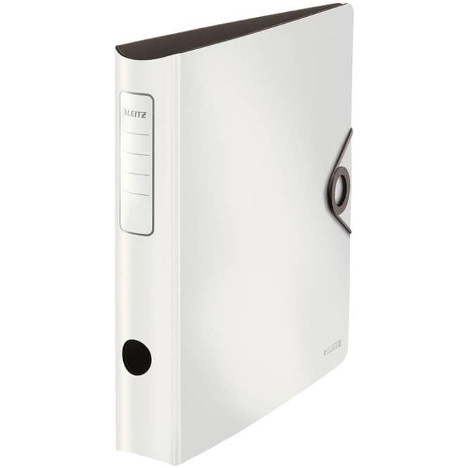 Ordner DIN A4 - 180° Active Solid - schmal - weiß