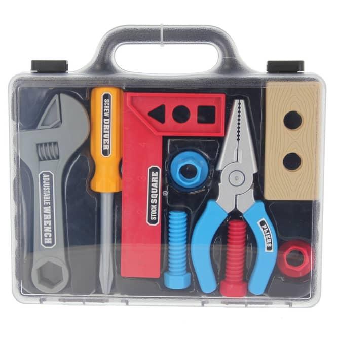Besttoy - Werkzeugkoffer - 10-teilig