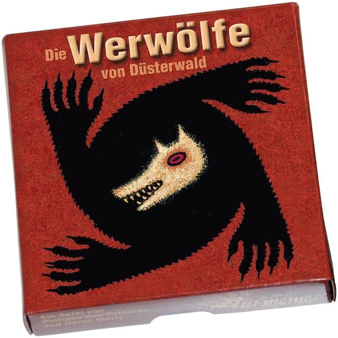 Die Werwölfe von Düsterwald - Kartenspiel