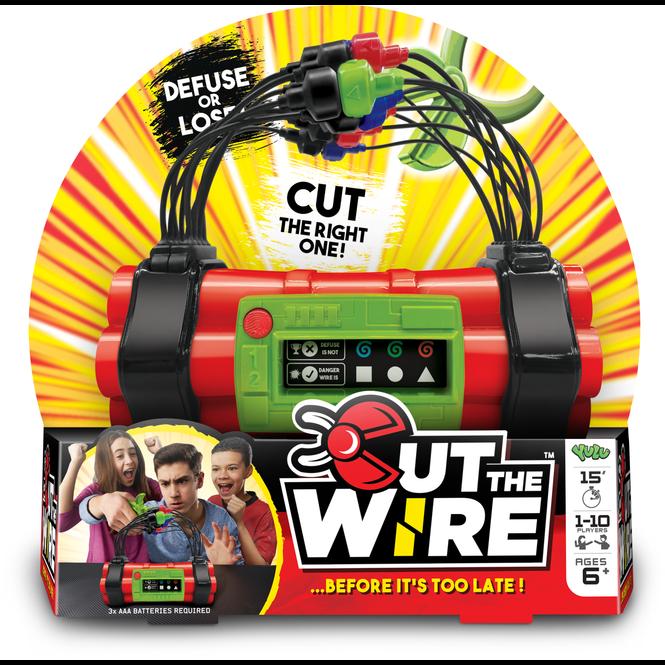 Cut The Wire - Gesellschaftsspiel