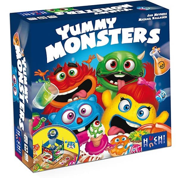 Yummy Monsters - Huch!
