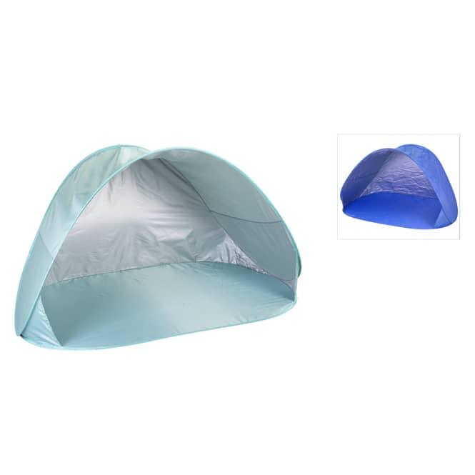 Pop up Strandzelt mit UV Schutz - ca. 145 x 100 x 80 cm - 1 Stück