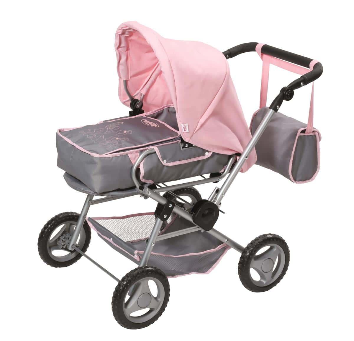 baby born puppenwagen deluxe zapf g nstig online kaufen. Black Bedroom Furniture Sets. Home Design Ideas