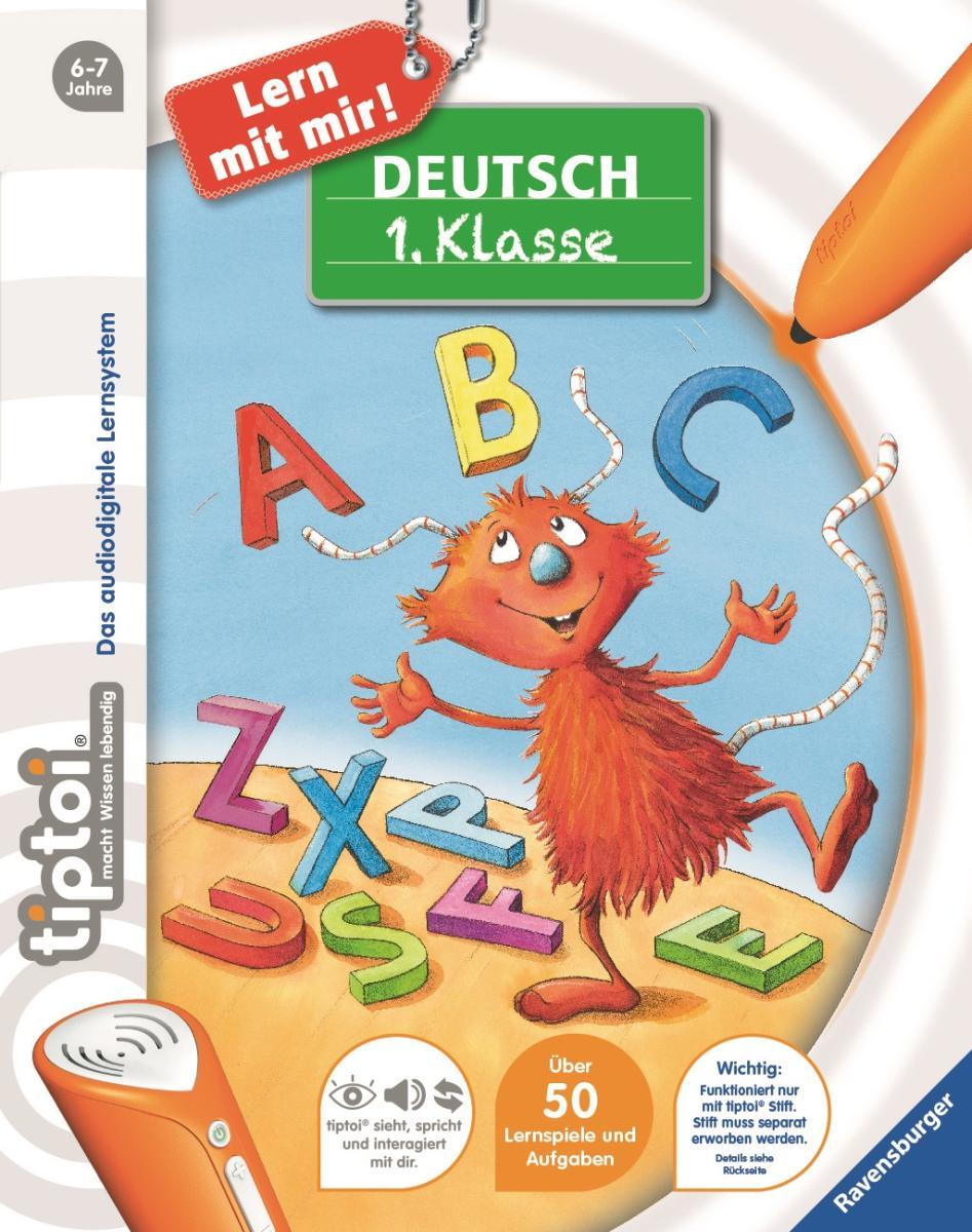 tiptoi buch deutsch 1 klasse g252nstig online kaufen mifusde