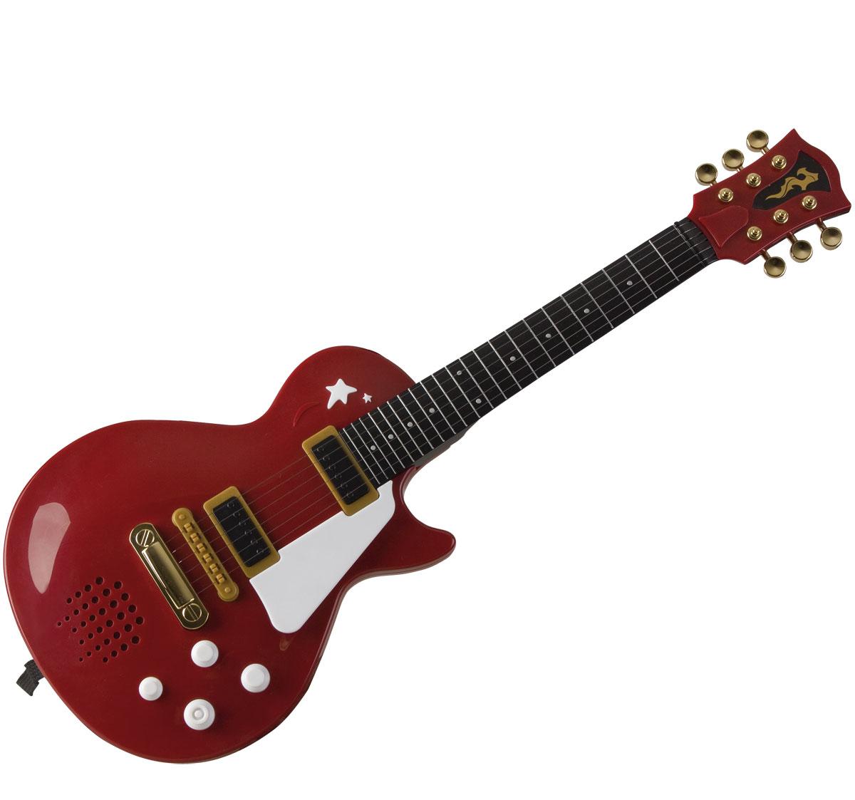 Kinder Spiel Gitarre