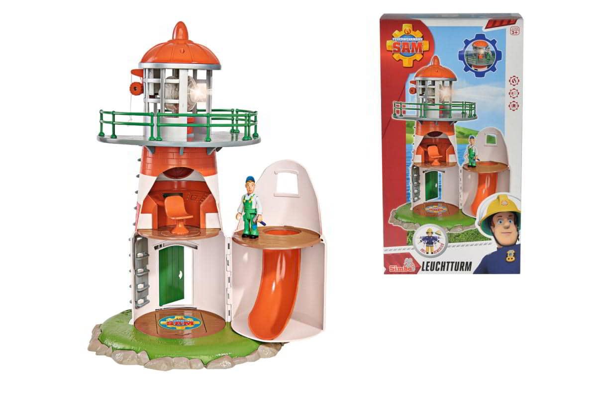 Feuerwehrmann sam leuchtturm g nstig online kaufen for Leuchtturm basteln