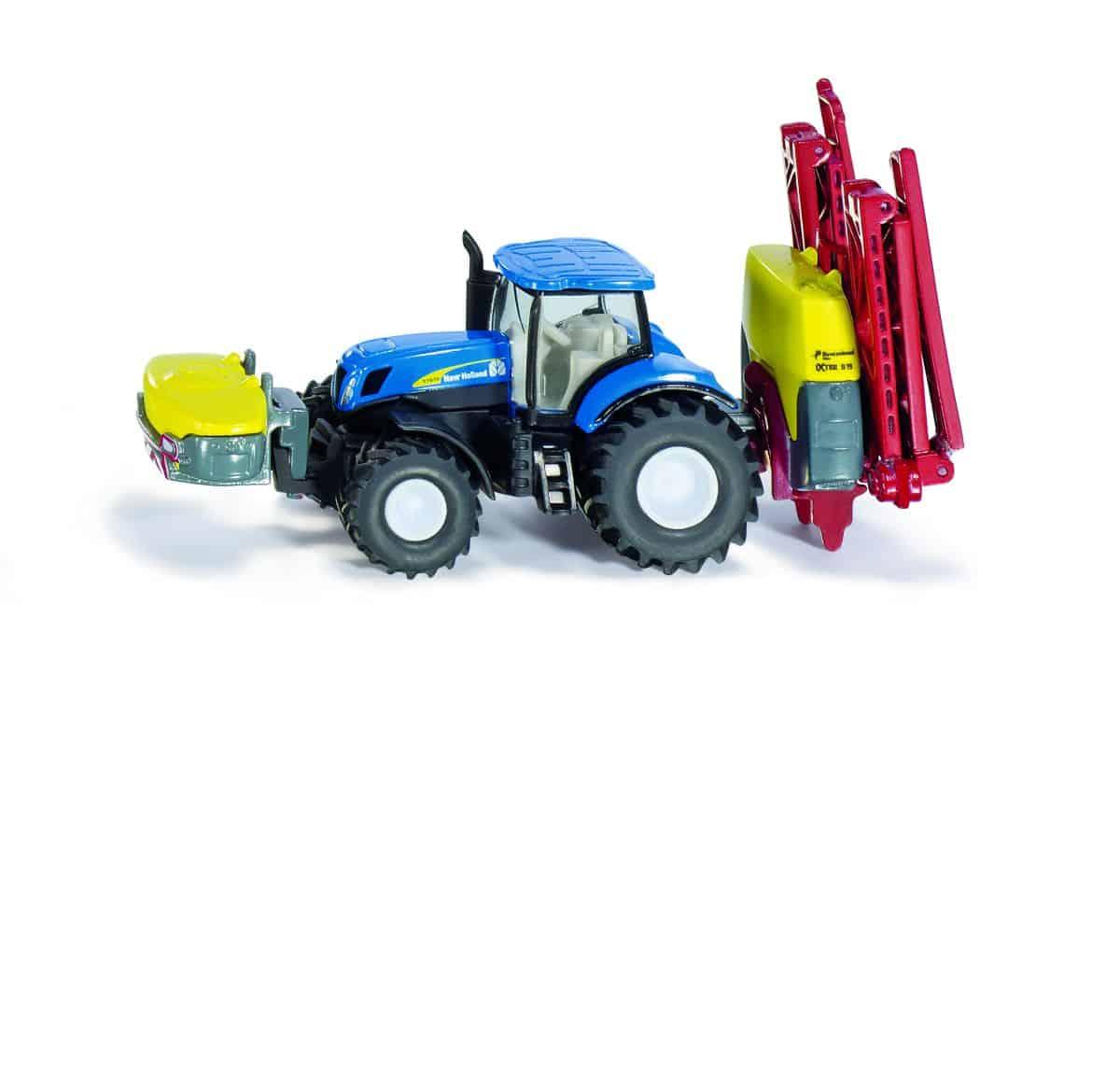 siku super 1799 traktor new holland spritze g nstig. Black Bedroom Furniture Sets. Home Design Ideas
