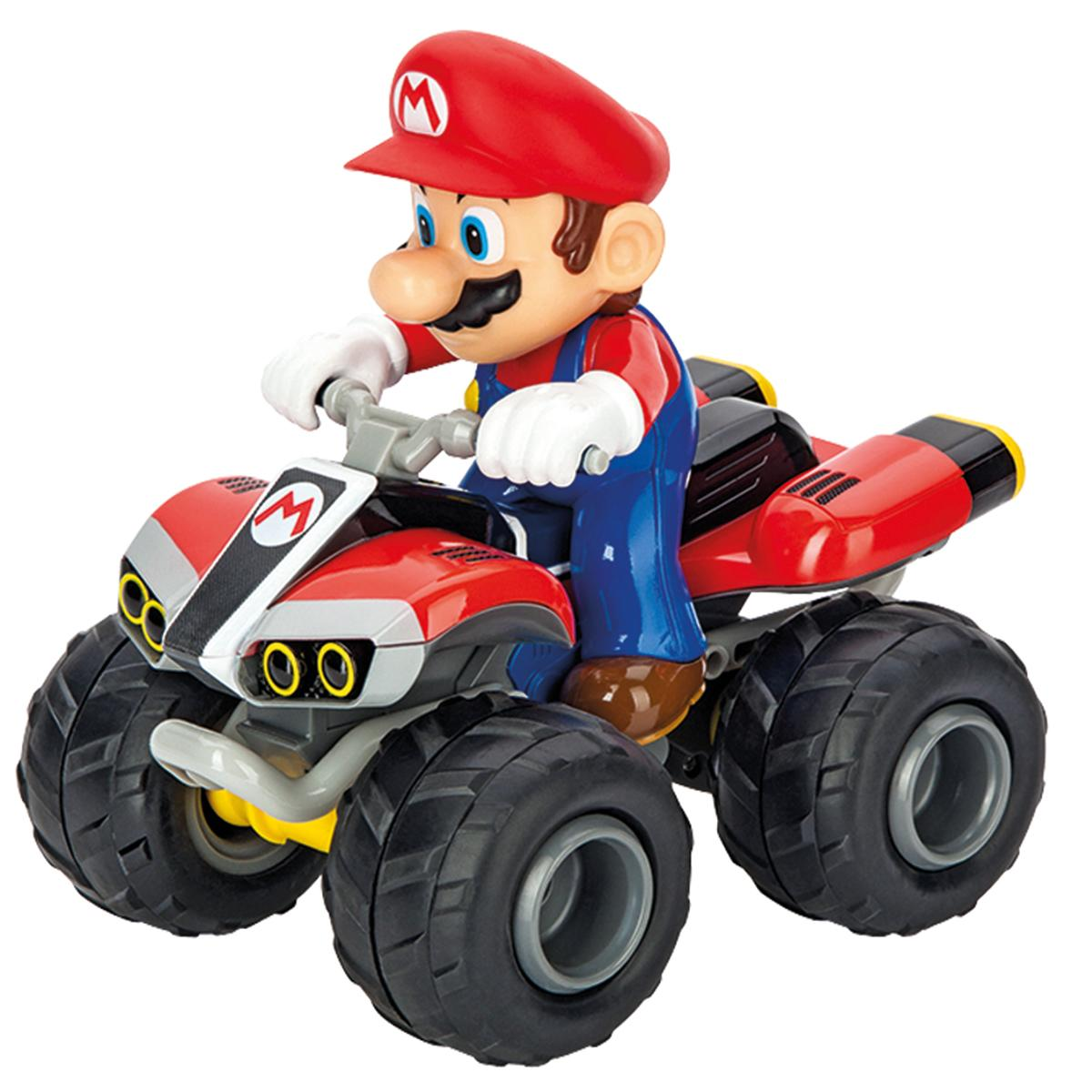 carrera rc auto mario kart 8 mario. Black Bedroom Furniture Sets. Home Design Ideas