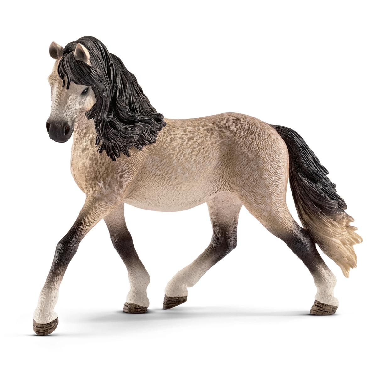 schleich world of horses andalusier stute 13793. Black Bedroom Furniture Sets. Home Design Ideas