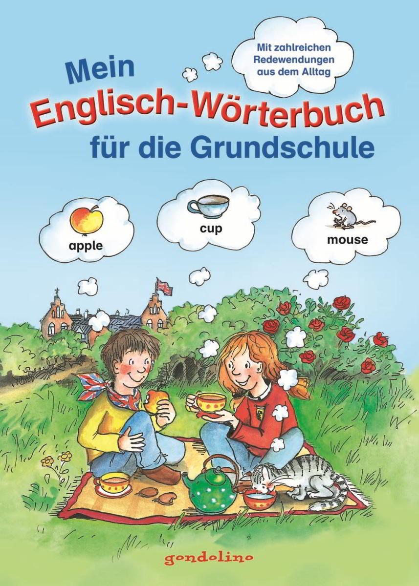 Mein englisch w rterbuch f r die grundschule g nstig for Seifenblasen auf englisch