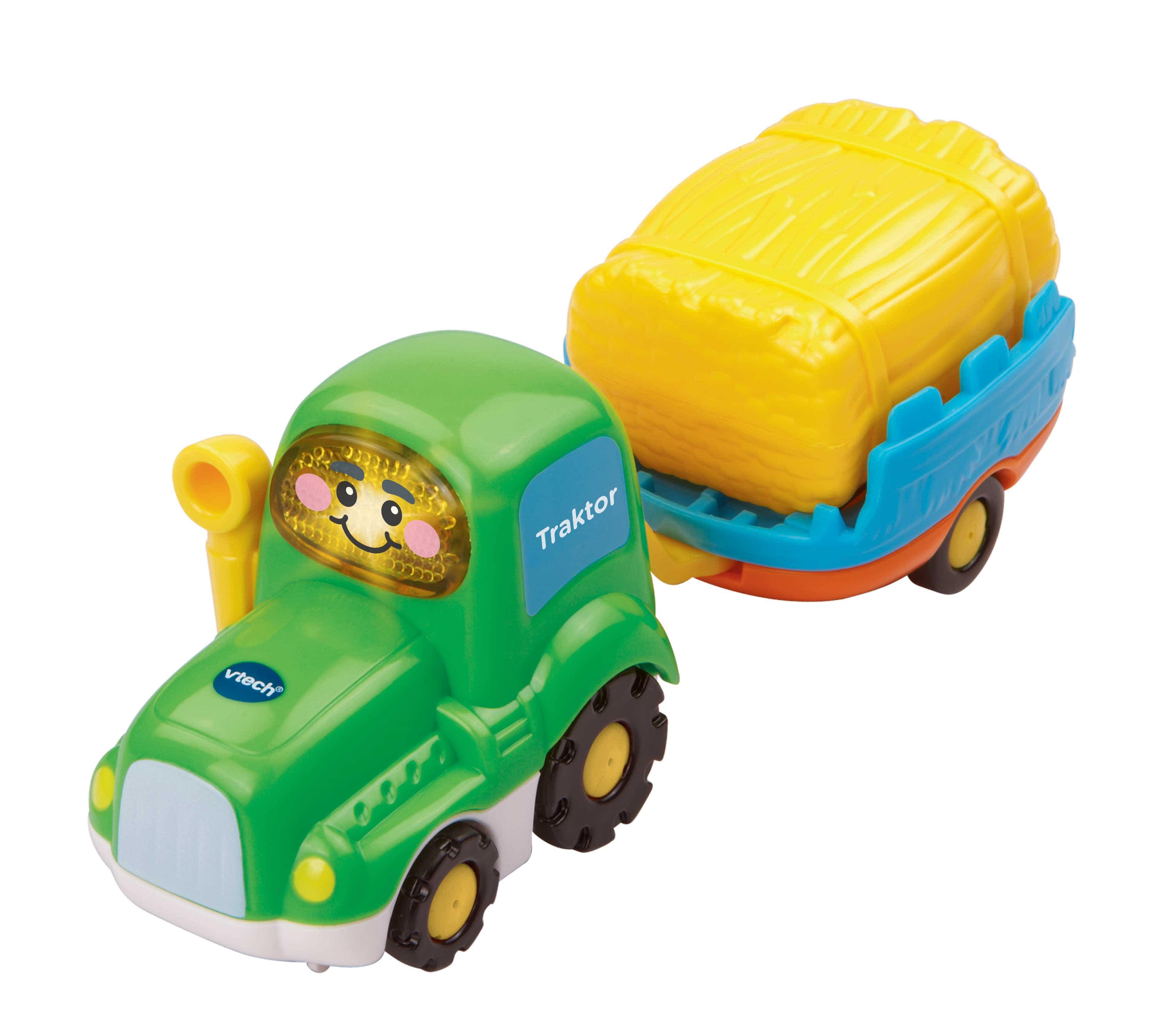 vtech tut tut babyflitzer traktor anh nger g nstig. Black Bedroom Furniture Sets. Home Design Ideas
