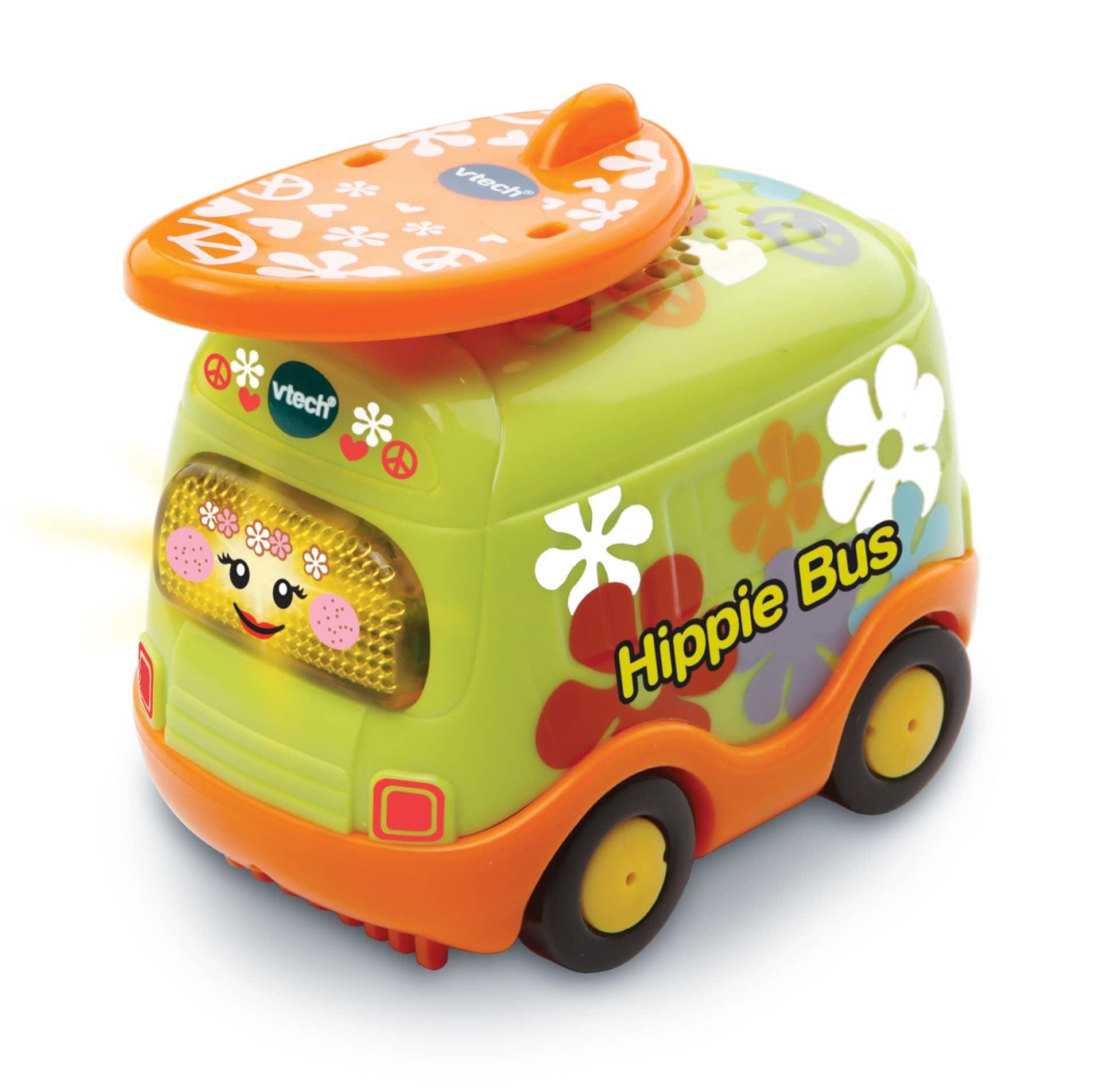 vtech tut tut baby flitzer special edition hippie bus. Black Bedroom Furniture Sets. Home Design Ideas