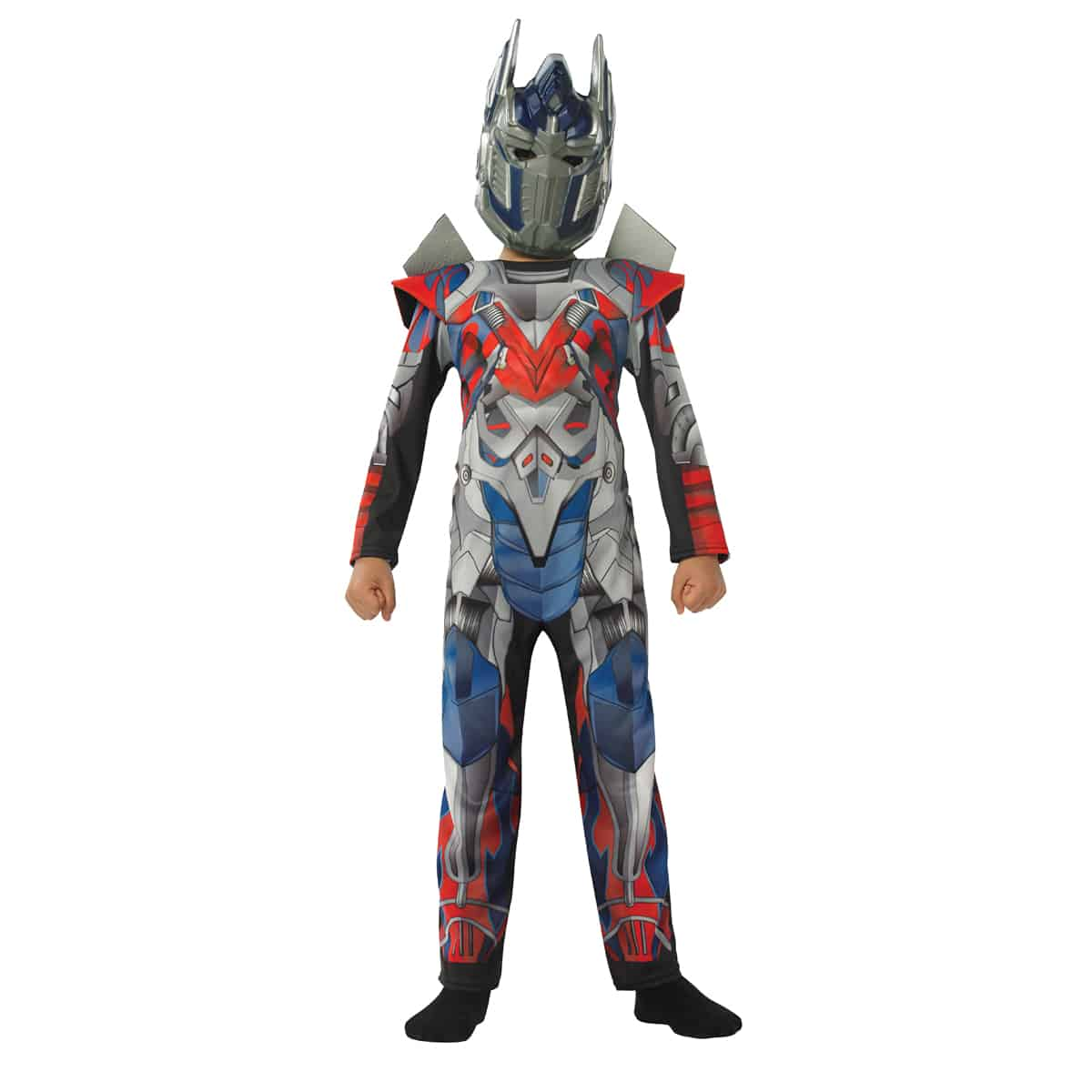 Transformers kostüm optimus prime für kinder günstig
