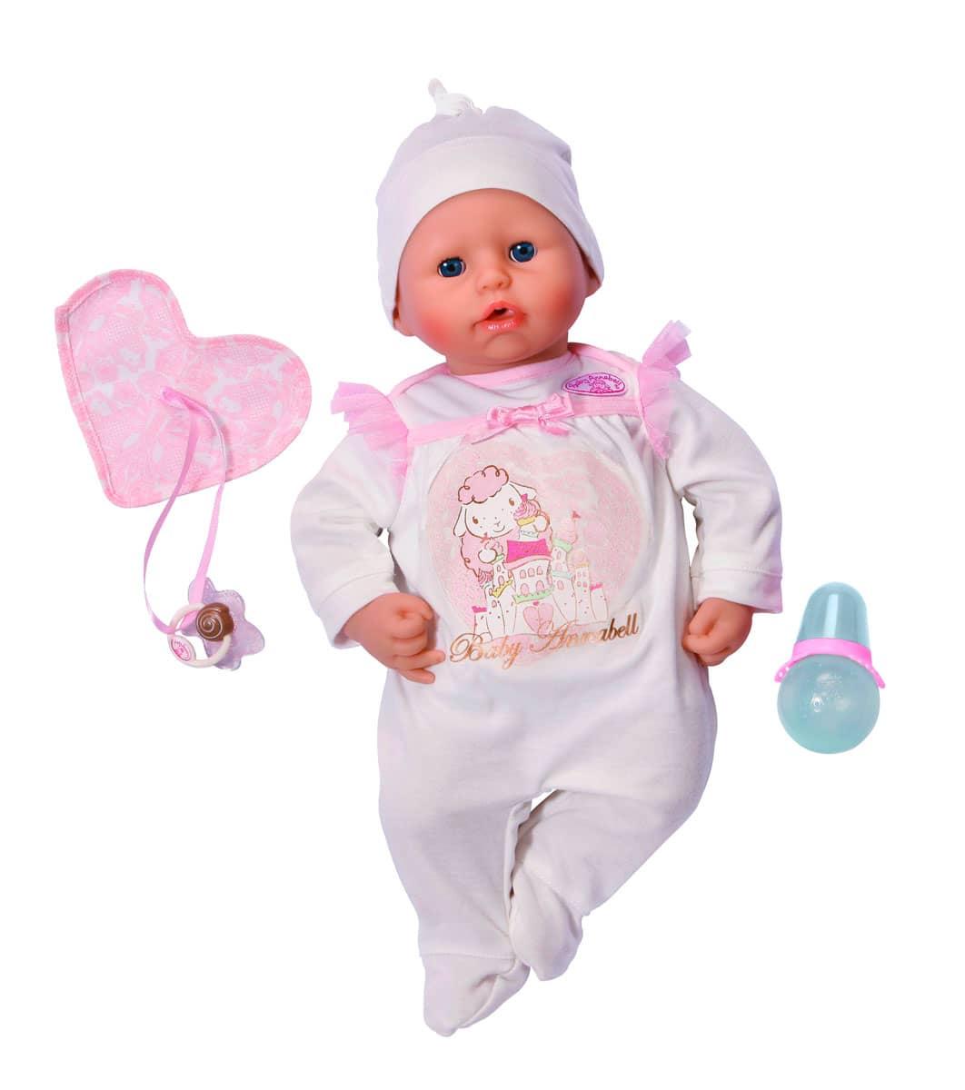 Baby annabell interactive zapf creation